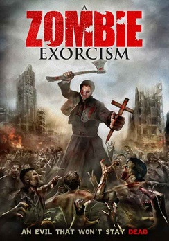 A Zombie Exorcism (DVD) by WILD EYE RELEASE