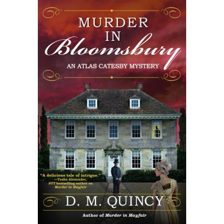 Murder in Bloomsbury : An Atlas Catesby Mystery