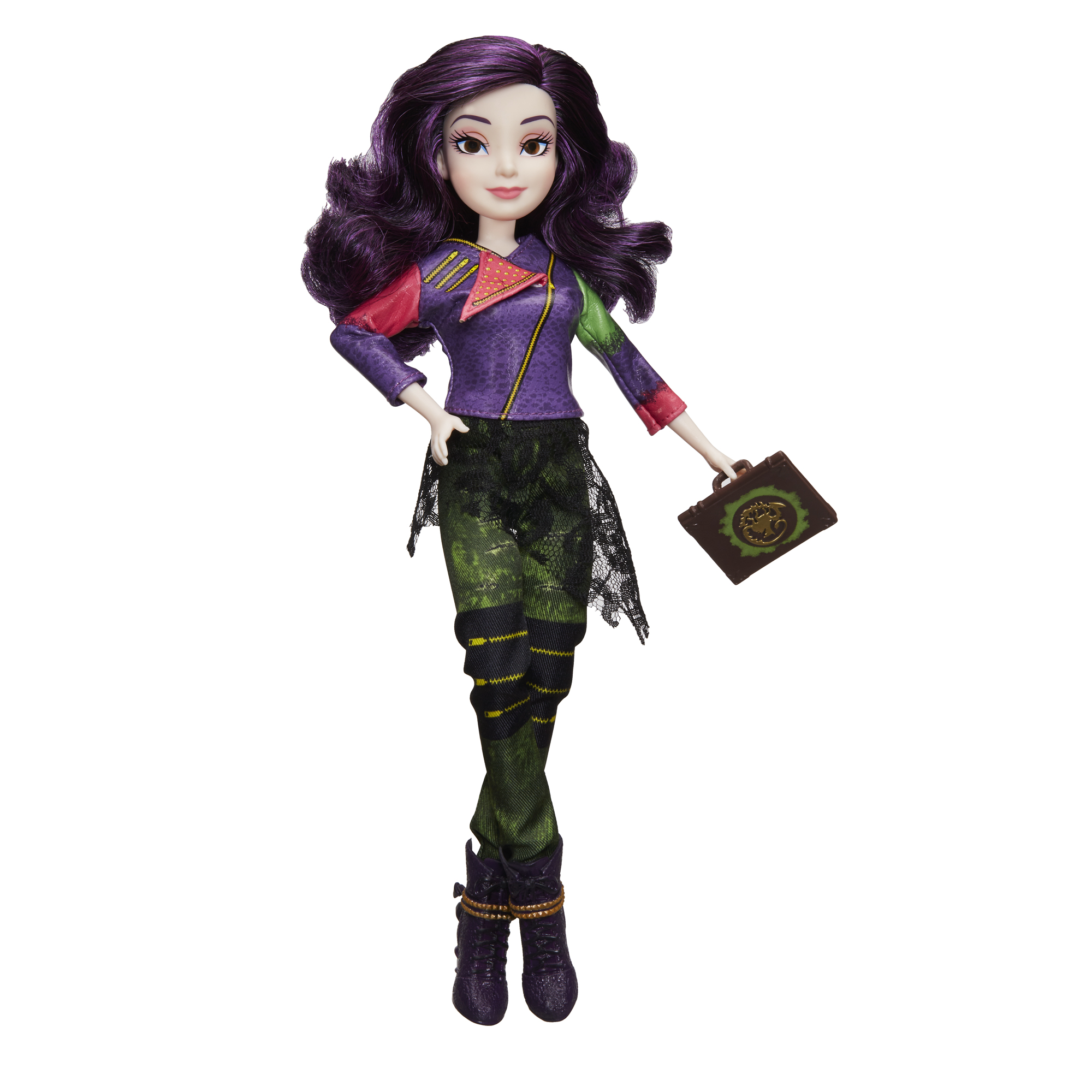 Disney Descendants Wicked Ways Mal by Hasbro
