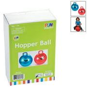 """Goofy Smile Face Hopper Ball 15"""" - Toys - 6 Pieces"""