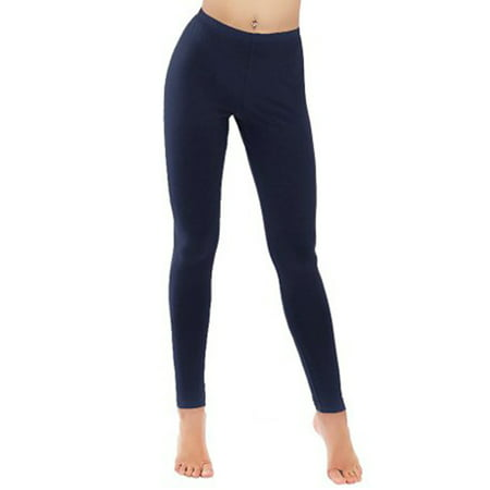 LELINTA Women's Ultra Soft Leggings Full Length Casual Tights Trousers Leggings-Super Soft/Comfy/Stretchy (Green And Black Tights)