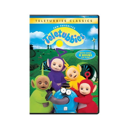 Teletubbies: 20th Anniversary Best Of The Best Classic - Community Tv Show Halloween Episodes