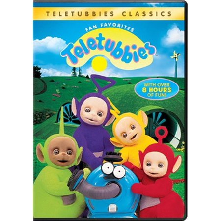 Teletubbies: 20th Anniversary Best Of The Best Classic