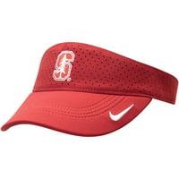 Stanford Cardinal Nike Sideline Performance Visor - Cardinal - OSFA