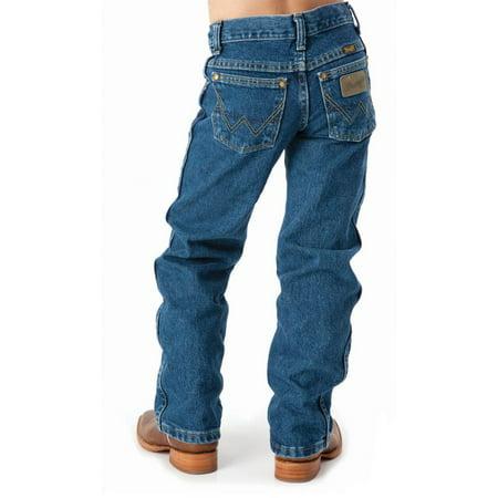 Wrangler Apparel Boys  George Strait Original Cowboy Cut Jeans
