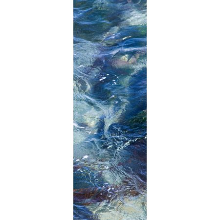 Tide Pool III, Fine Art Photograph By: Rita Crane; One 12x36in Fine Art Paper Giclee Print