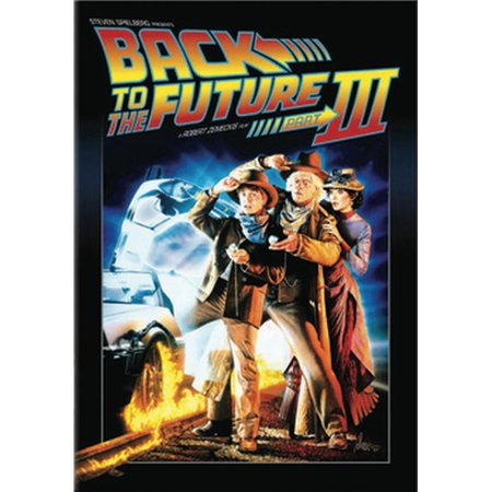 Back To The Future, Part III (DVD) - Doc Back To The Future