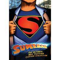 Superman: The Ultimate Max Fleischer Cartoon Collection (DVD)