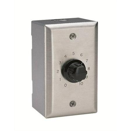 Valcom V-1092 Speaker Volume Control Wall Mount Wall Mount Volume Control