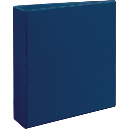 Avery®, AVE17034, Durable Slant D-ring View Binder, 1 Each, Blue