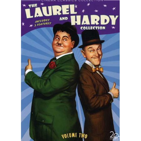 The Laurel and Hardy Collection: Volume Two (DVD)