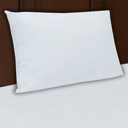 Mainstays 200TC Cotton Firm Support Pillow in Multiple