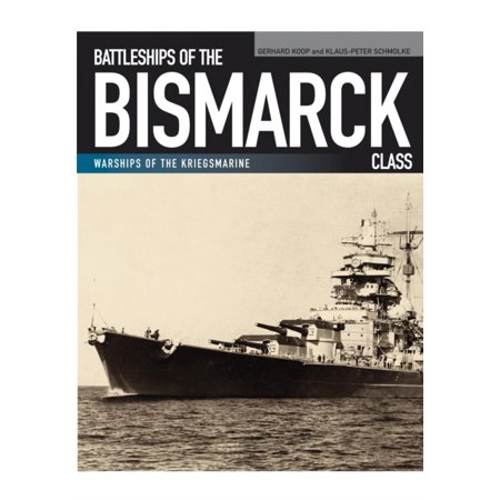 - Battleships of the Bismarck Class (Paperback)