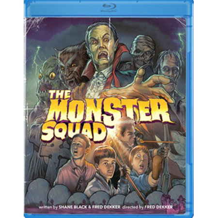 The Monster Squad (Blu-ray) - Monster Math Squad