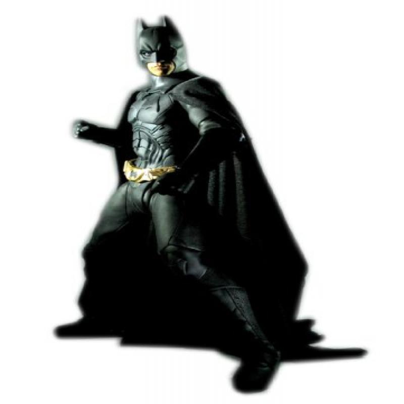 Batman Begins: Batman Pre-Painted Figure 1/6 Scale