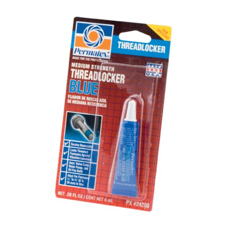 Oregon Part# F24200 Threadlocker Blue Permatex -242