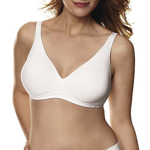 Playtex - Full Figure All-Over Support Cotton No-Wire Bra, Style T630