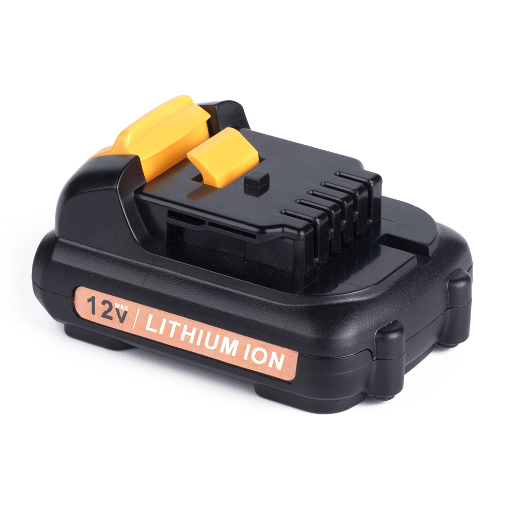 2pcs Masione 2.0Ah Li-ion Battery for DeWalt 12V DCB120 D...