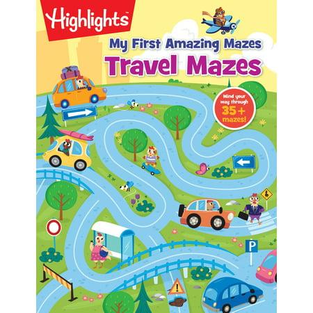 Highlights Books (Travel Mazes)