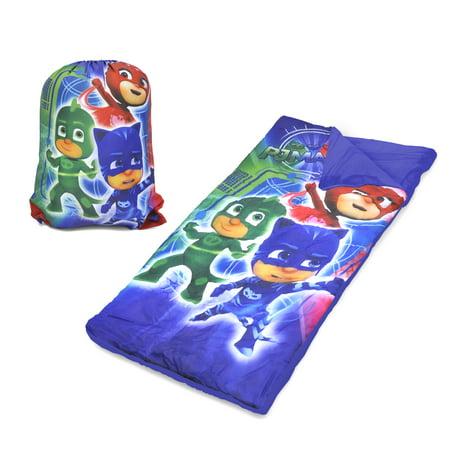 PJ Masks Sling Bag Sleeping Bag - Kids Sleepingbags