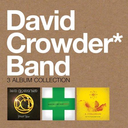 David Crowder*Band: 3 Album Collection (CD)