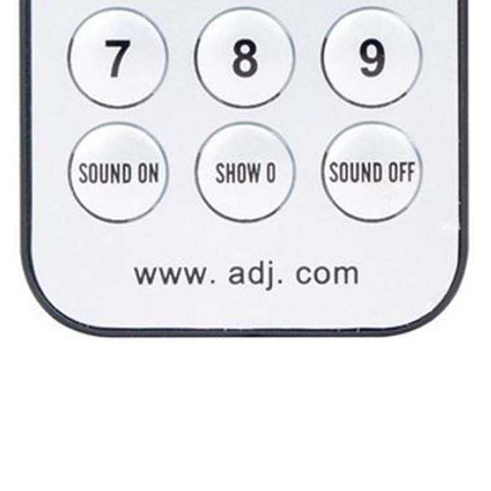 American DJ Wireless Remote Control for Inno Pocket Spot/Roll/Scan Lights UC-IR
