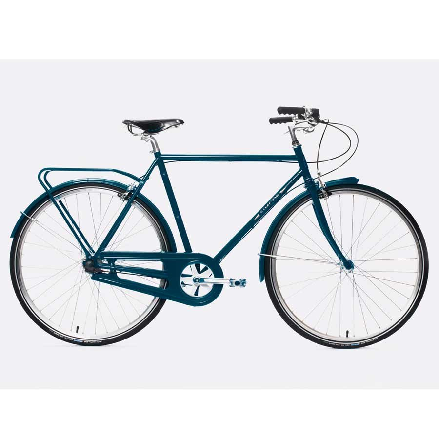 Simcoe, Roadster Signature 7, Bicycle, Midnight, S