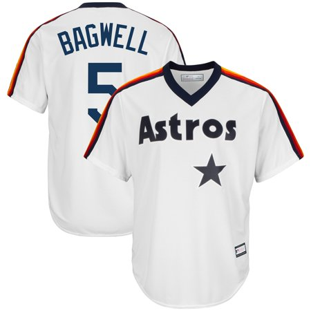 UPC 193117755809 product image for Jeff Bagwell Houston Astros Big & Tall Home Cooperstown Collection Replica Playe | upcitemdb.com