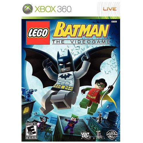 Lego Batman (Xbox 360) - Pre-Owned