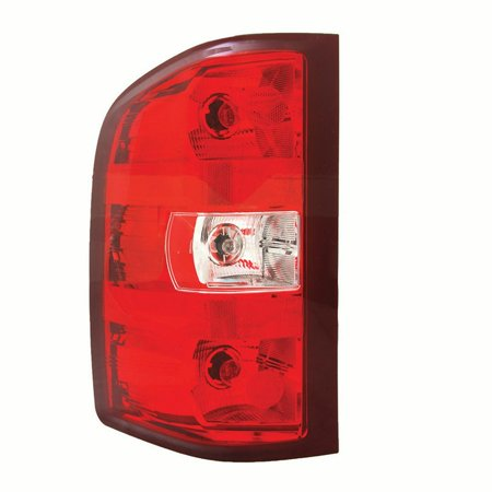 - NEW LEFT TAIL LIGHT FITS GMC SIERRA 2500 3500 HD SLE SLT WT DUAL REAR 2011 GM2800249 20840271