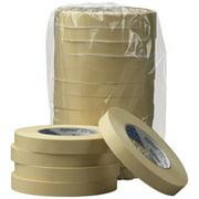 3M 6541Cs 48-Cs 0.75 in. 2727 Mask Tape Highland Masking Tape 2727, 18 Mm X 55 M