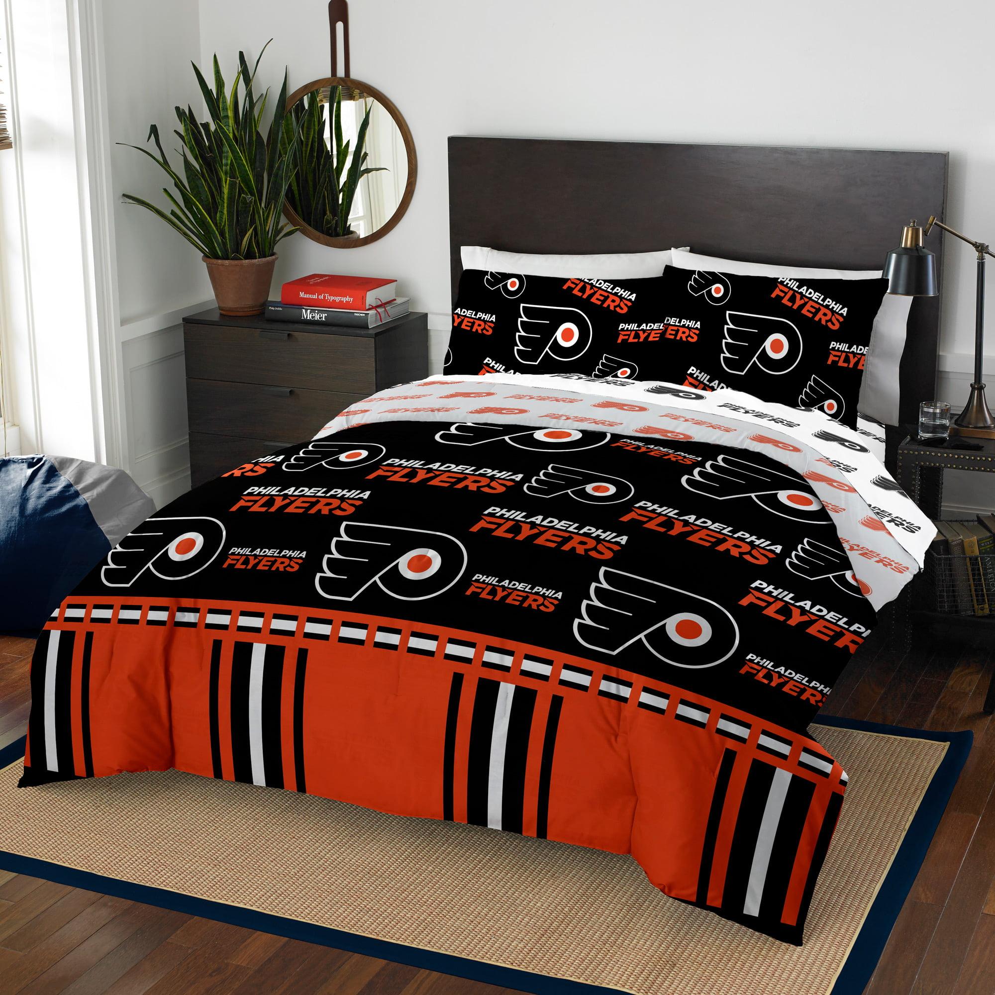 Philadelphia Flyers Queen Bed In Bag Set