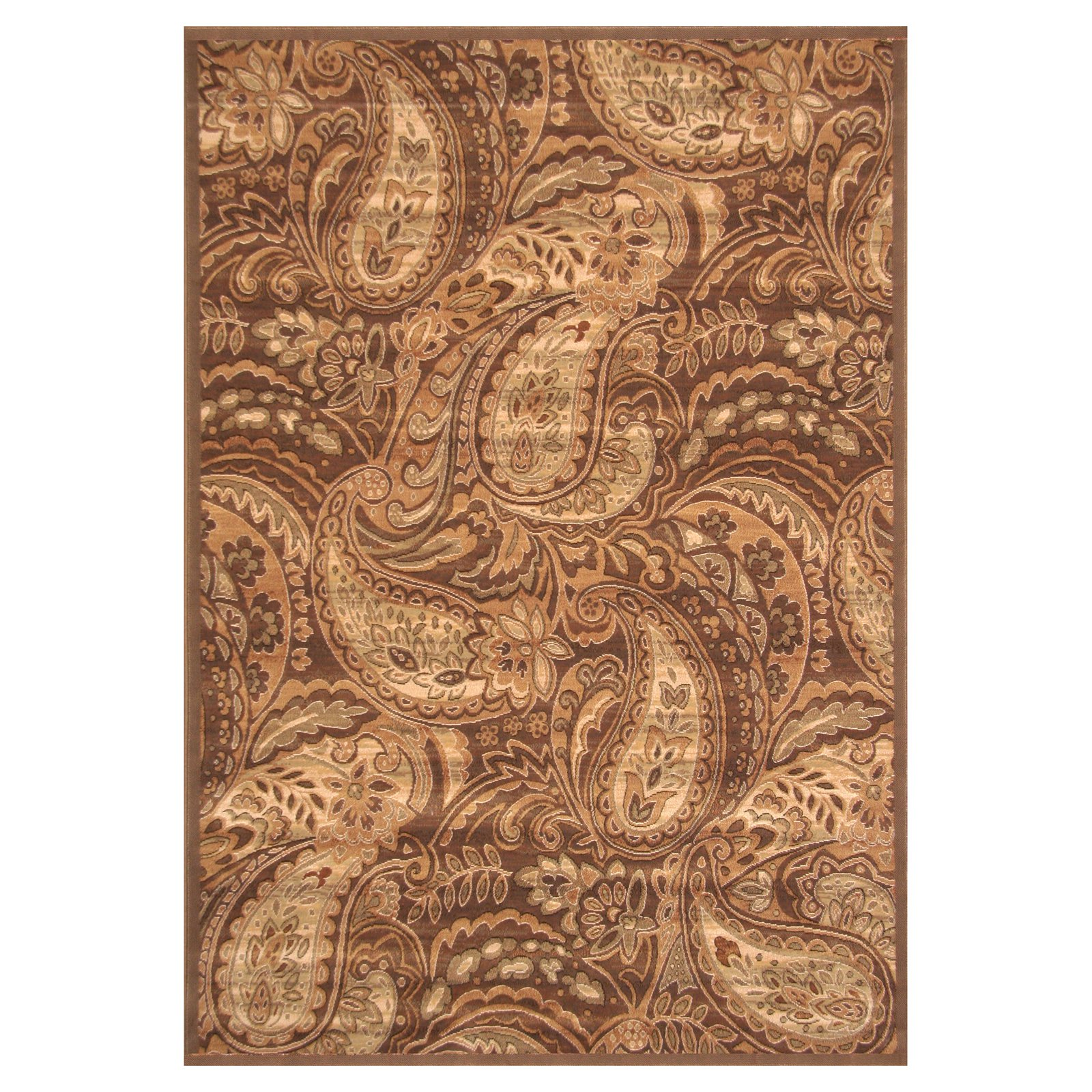 Abacasa Essentials Paisley Area Rug