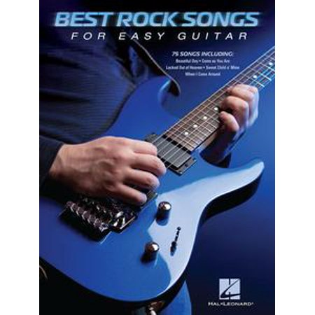 Best Rock Songs for Easy Guitar - eBook - Best Halloween Rock Songs
