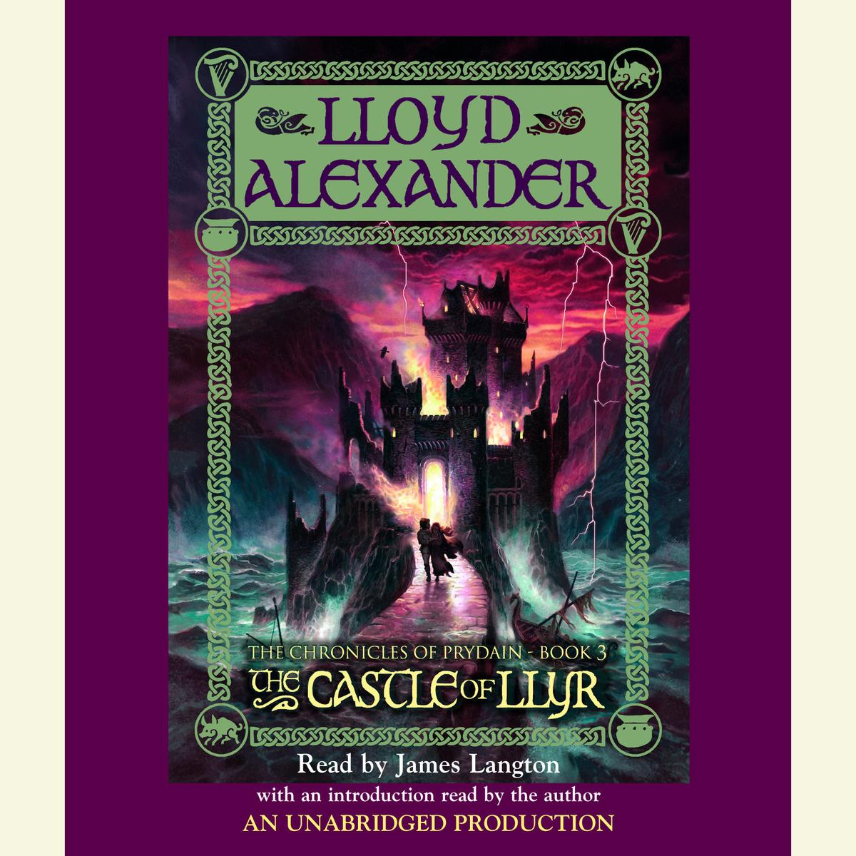 The Prydain Chronicles Book Three: The Castle of Llyr - Audiobook