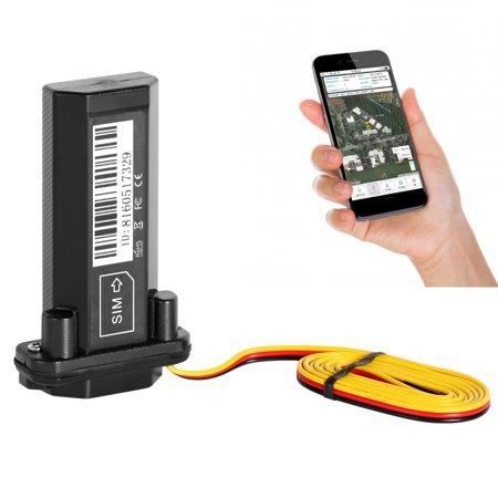 TSV Realtime GPS GPRS GSM Tracker For Car/Vehicle/Motorcycle Spy Tracking Device ()