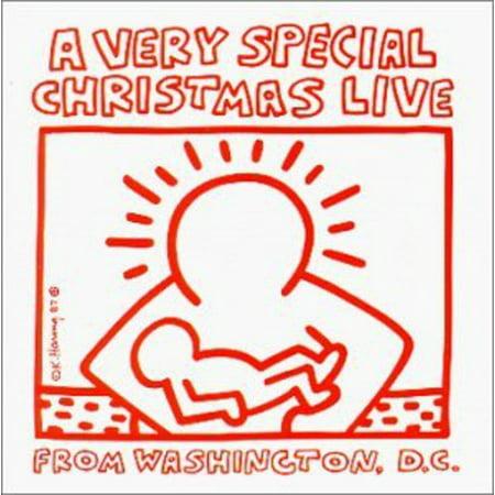 A Very Special Xmas 4: Live (CD) ()