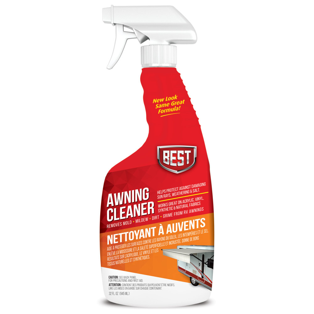 BEST PROPACK 52032 BEST 32 OZ. AWNING CLEANER WITH SPRAYER ...