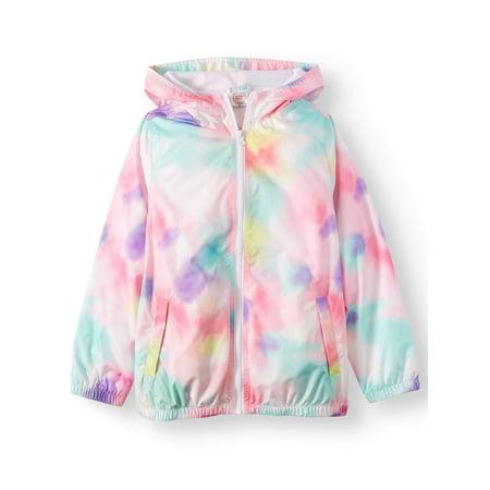 - Tie-Dye Rain Jacket (Little Girls & Big Girls)