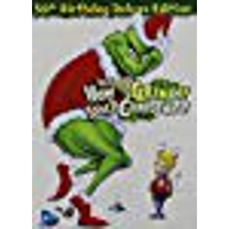 Dr. Seuss' How the Grinch Stole Christmas (50th Anniversary Deluxe Edition) ()