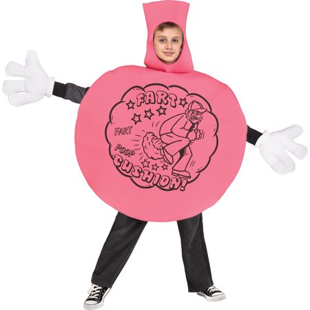 Kids Whoopee Cushion Costume up to size 14