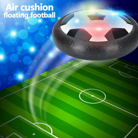 Smartsin Hover Ball Toys for Kid,- Hover Soccer Football with Powerful LED light and Foam Bumpers, Christmas Gifts for Kids Boy Girls Family Game Time /Xmas Black Friday on Sale