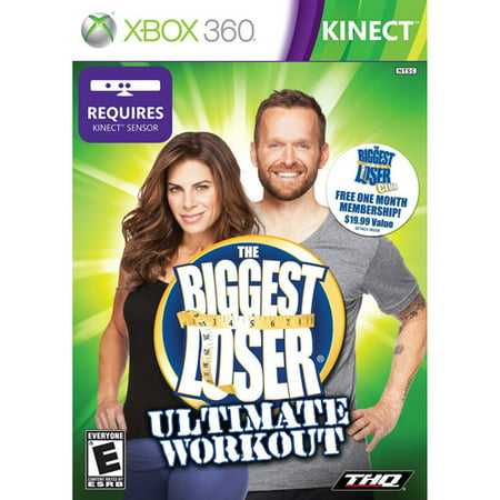 Biggest Loser Ultimate Workout Xbox 360 Kinect