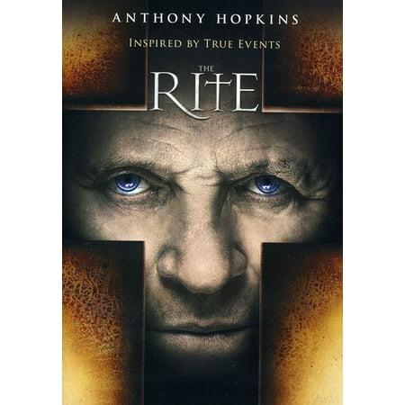 The Rite (DVD) - Toby Turner Halloween