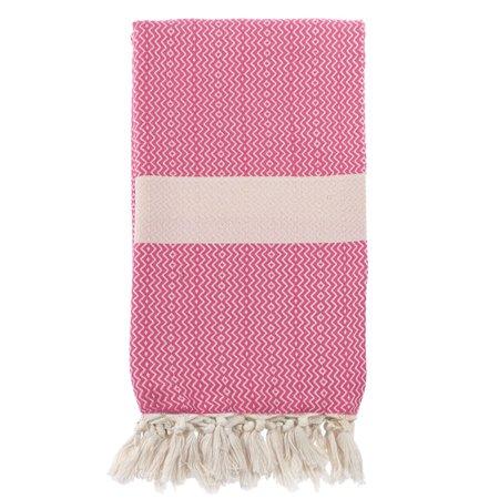 Swan Comfort Natural Turkish Towel Peshtemal Blanket 100% Natural Cotton - -