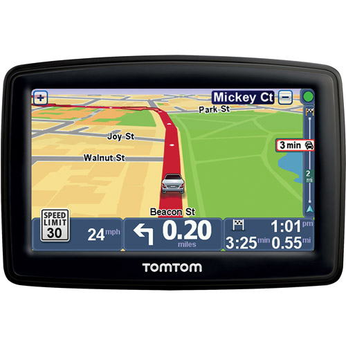 "Tomtom Start 55tm 5"" Gps W/lifetime Traf"