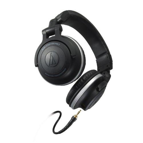 Audio-Technica ATH-PRO700MK2 Professional DJ Monitor Headphones by Audio-Technica
