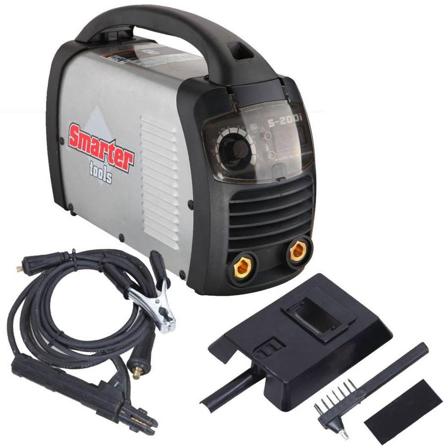 Smarter Tools 200A DC Inverter Stick Welder