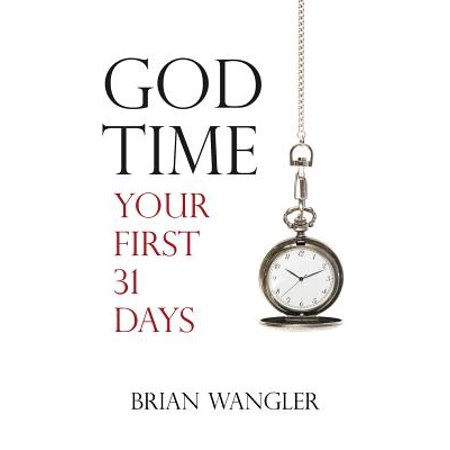 God Time : Your First 31 Days](31 Days Of Halloween Challenge)