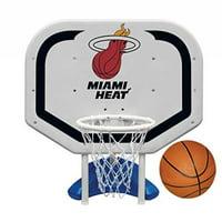 d1e45612e Product Image Poolmaster Miami Heat NBA Pro Rebounder-Style Poolside  Basketball Game